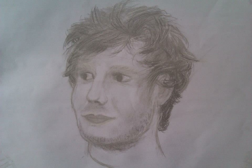Ed Sheeran by zoec123